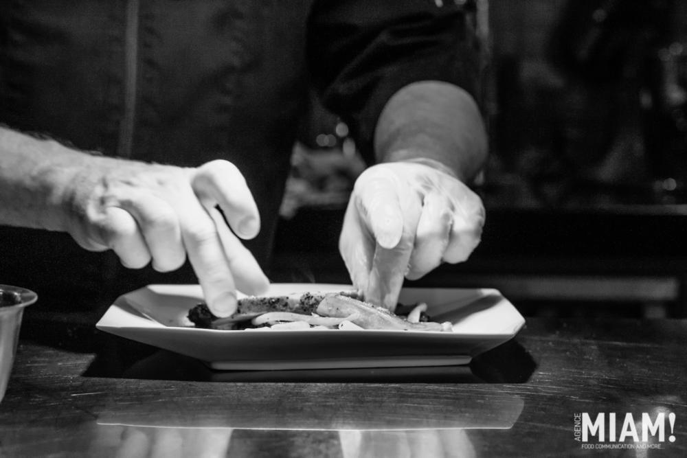Agence MIAM Communication Graphiste Photographie Culinaire Stylisme Food Photo Communication Restaurant Chef Belgique Mons Bérénice Charlie MARTIN
