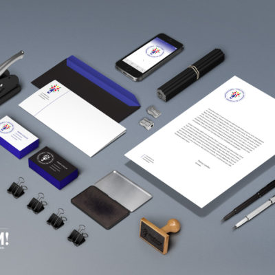 Branding Mockup Thierry
