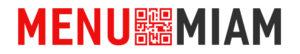 Menu QR Code pour restaurant, horeca, snack, boulangerie, patisserie